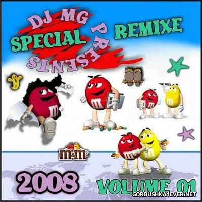 DJ MG - Die Remixe vol 1 [2008]