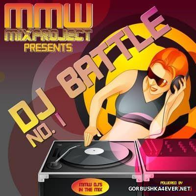 MMW Mix Projekt - DJ Battle vol 1 [2007]
