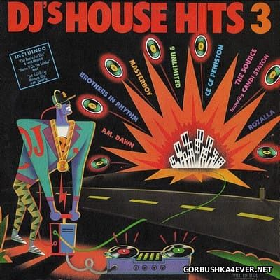 DJ's House Hits vol 3 [1992]