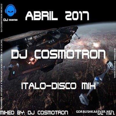 DJ Cosmotron - Abril NRG Mix 2017.2