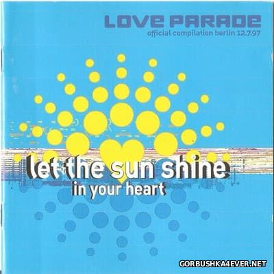 Love Parade - Let The Sun Shine In Your Heart [1997] / 2xCD