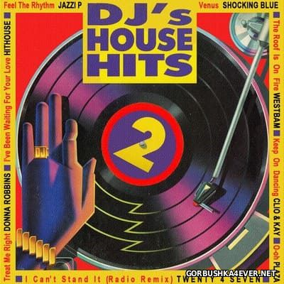 DJ's House Hits vol 2 [1990]