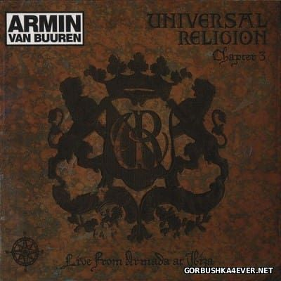Universal Religion - Chapter 3 [2007] Live From Armada At Ibiza
