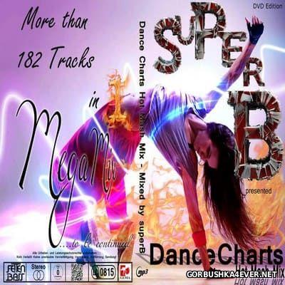 Dance Charts Hot Mash Mix [2014] by superB
