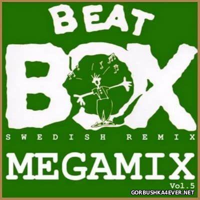 DJ SpaceMouse - Beat Box Megamix vol 5 [2017]