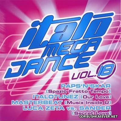 Italo Mega Dance vol 18 [2010]