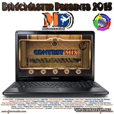 DJ Mc Master - MegaDanceRadio Contest Mix [2015]