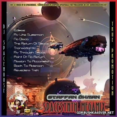 Staffan Ohman - Spacesynth Megamix [2017]