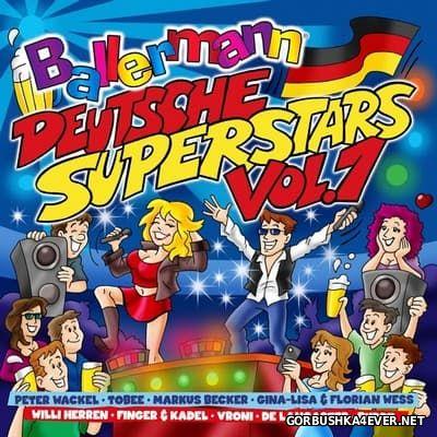Ballermann Deutsche Superstars vol 1 [2017]