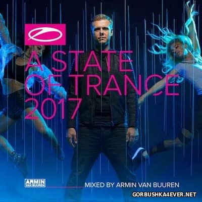 A State Of Trance 2017 / 2xCD / Mixed by Armin van Buuren
