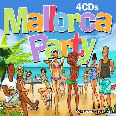 Mallorca Party [2017] / 4xCD