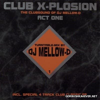 Club X-Plosion - Act One [2000] / 2xCD