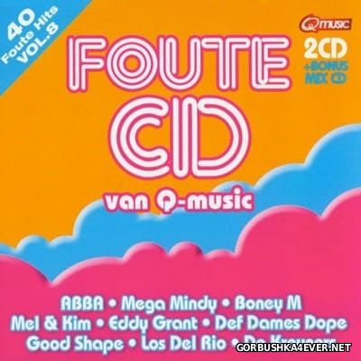 Foute CD Van Deckers En Ornelis vol 8 [2009] / 3xCD