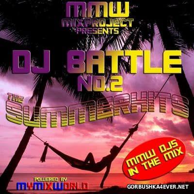 MMW Mix Projekt - DJ Battle vol 2 [2007] / 2xCD Summerhits