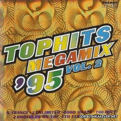 [The Unity Mixers] Top Hits Mega Mix 1995 vol 2