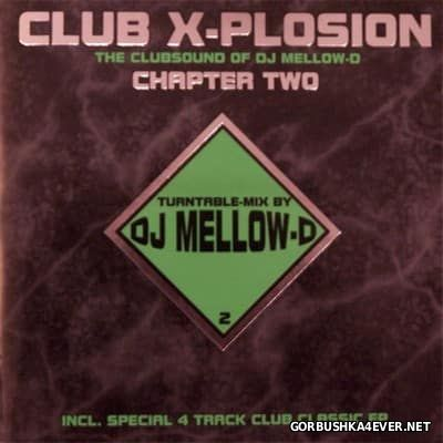 Club X-Plosion - Chapter Two [2000] / 2xCD