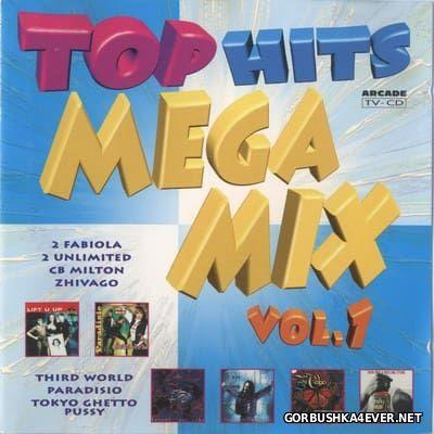 [The Unity Mixers] Top Hits Mega Mix 1996 vol 1