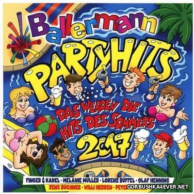 Ballermann Partyhits - Das werden die Hits des Sommers [2017] / 2xCD