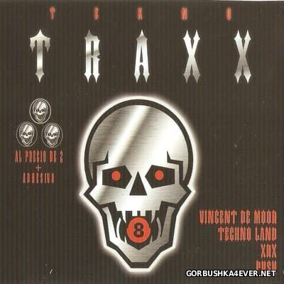 [Contrasena Records] Tekno Traxx [1999] / 3xCD