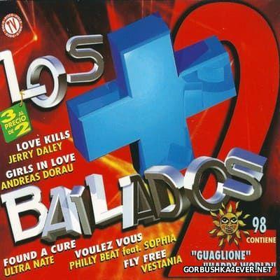 [Bit Music] Los + Bailados 2 [1998] / 3xCD