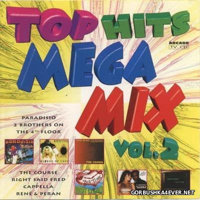 [The Unity Mixers] Top Hits Mega Mix 1996 vol 2