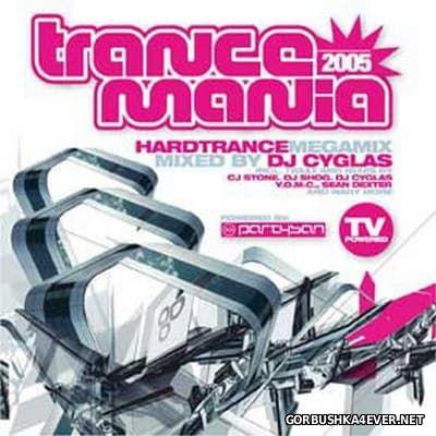 Trancemania 2005 - Hardtrance Megamix [2004] by DJ Cyglas