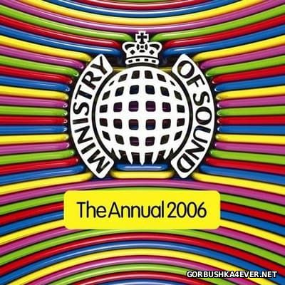 [Ministry Of Sound] The Annual 2006 [2005] / 2xCD / US Edition