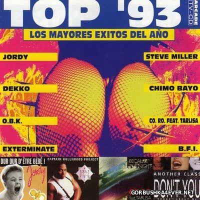 [Arcade] Top '93 - Los Mayores Exitos Del Año [1993]