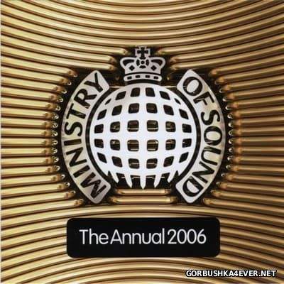 [Ministry Of Sound] The Annual 2006 [2005] / 2xCD / Russia Edition