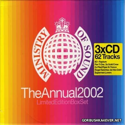 [Ministry Of Sound] The Annual 2002 [2001] / 3xCD