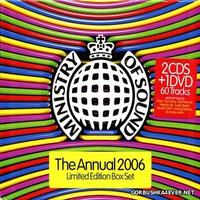 [Ministry Of Sound] The Annual 2006 [2005] / 2xCD / UK Edition