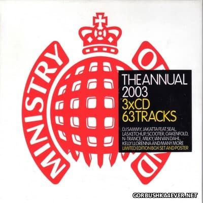 [Ministry Of Sound] The Annual 2003 [2002] / 3xCD