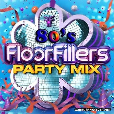 80's Floorfillers Party Mix [2017] by Strebor