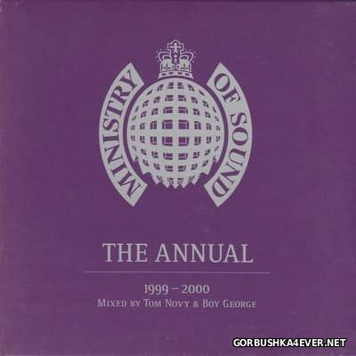 Ministry Of Sound] The Annual 1999-2000 [2000] / 2xCD / Mixed by Tom Novy & Boy George