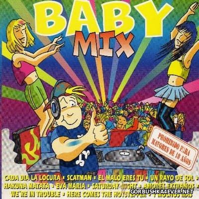 [Chrysalis] Baby Mix [1995] / 2xCD