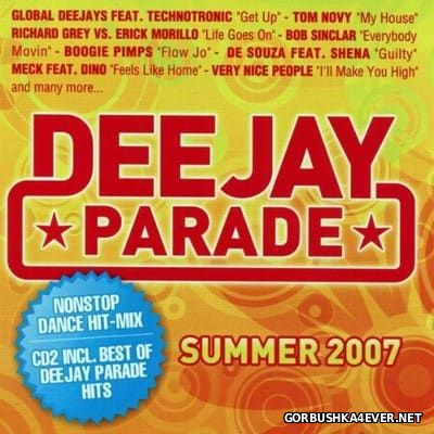 Deejay Parade Summer 2007 [2007] / 2xCD
