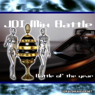 JDI Mix Battle - Battle Of The Year [2008] / 2xCD
