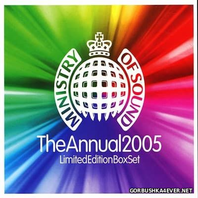 [Ministry Of Sound] The Annual 2005 [2004] / 2xCD / UK Edition