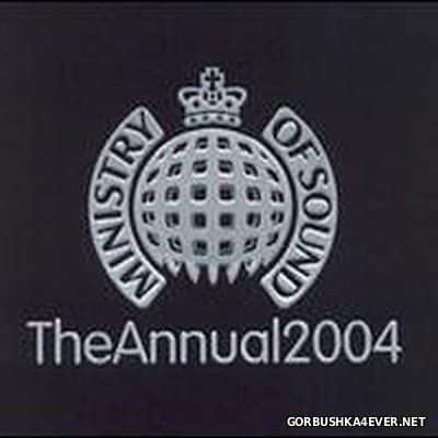 [Ministry Of Sound] The Annual 2004 [2003] / 2xCD / US Edition