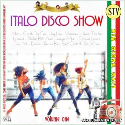 The Italo Disco Show vol 1 [2015] by STV