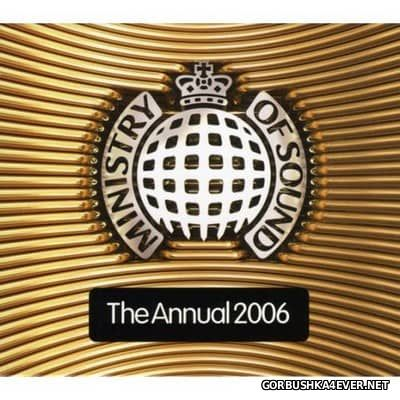 [Ministry Of Sound] The Annual 2006 [2006] / 2xCD / Asia Edition
