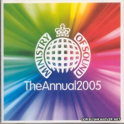 [Ministry Of Sound] The Annual 2005 [2004] / 2xCD / US Edition