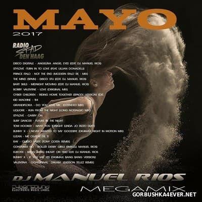 Manuel Rios DJ - Mayo Mix 2017