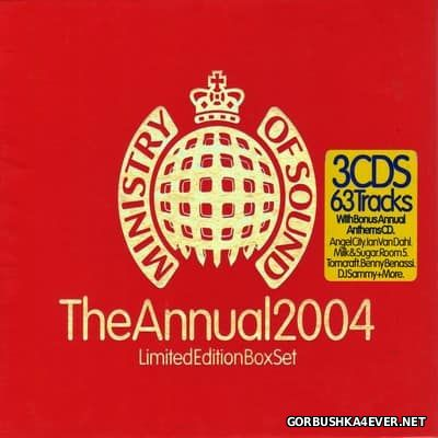 [Ministry Of Sound] The Annual 2004 [2003] / 3xCD / UK Edition