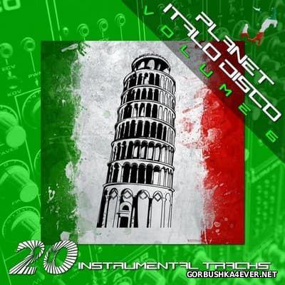 Planet Italo Disco vol 6 [2017]