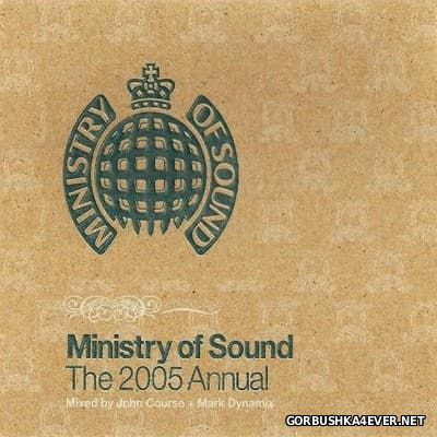 [Ministry Of Sound] The Annual 2005 [2004] / 2xCD / Australia Edition