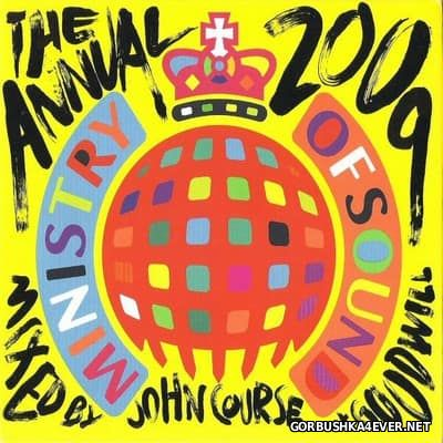 [Ministry Of Sound] The Annual 2009 [2008] / 2xCD / Australian Edition