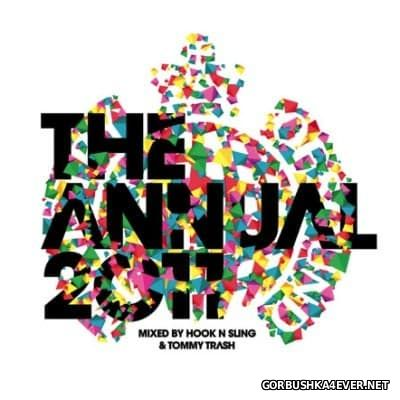 [Ministry Of Sound] The Annual 2011 [2010] / 2xCD / Australian Edition