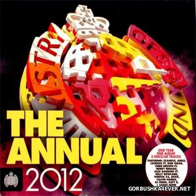 [Ministry Of Sound] The Annual 2012 [2011] / 3xCD / UK Edition