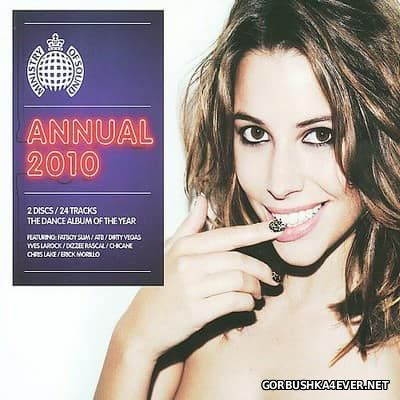 [Ministry Of Sound] The Annual 2010 [2009] / 2xCD / US Edition